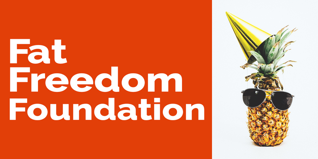 Fat Freedom Foundation Header Image